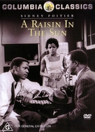 A Raisin in the Sun - Australian DVD cover (xs thumbnail)