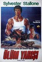 Death Race 2000 - Turkish Movie Poster (xs thumbnail)
