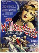 Arabian Nights - Belgian Movie Poster (xs thumbnail)