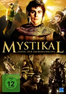 Mystikal - German DVD cover (xs thumbnail)