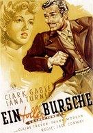 Honky Tonk - German Movie Poster (xs thumbnail)