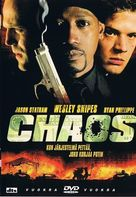 Chaos - Finnish DVD cover (xs thumbnail)