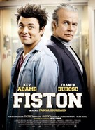 Fiston - French Movie Poster (xs thumbnail)