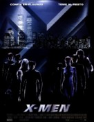 X-Men - Spanish Movie Poster (xs thumbnail)