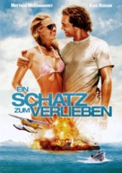 Fool's Gold - German Movie Poster (xs thumbnail)
