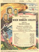 When Worlds Collide - poster (xs thumbnail)