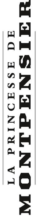 La princesse de Montpensier - French Logo (xs thumbnail)