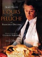 L'ours en peluche - French Movie Poster (xs thumbnail)