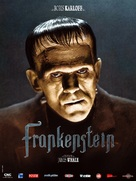 Frankenstein - French Re-release movie poster (xs thumbnail)