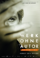 Werk ohne Autor - German Movie Poster (xs thumbnail)