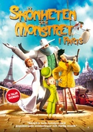 Un monstre à Paris - Swedish DVD cover (xs thumbnail)