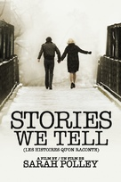 Stories We Tell - Canadian DVD cover (xs thumbnail)