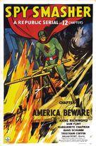 Spy Smasher - Movie Poster (xs thumbnail)