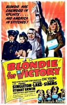 Blondie for Victory - Movie Poster (xs thumbnail)