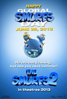 The Smurfs 2 - Movie Cover (xs thumbnail)