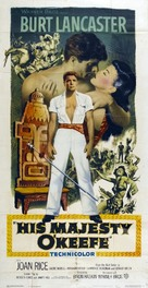 His Majesty O'Keefe - Movie Poster (xs thumbnail)