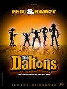 Les Dalton - Movie Poster (xs thumbnail)