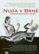 Nuda v Brne - Czech Movie Cover (xs thumbnail)