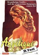 Merveilleuse Angélique - German Movie Poster (xs thumbnail)