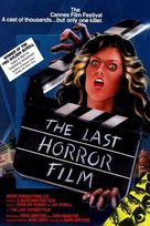 The Last Horror Film - Movie Poster (xs thumbnail)