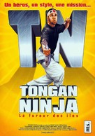 Tongan Ninja - French Movie Cover (xs thumbnail)