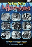 """The Honeymooners"" - DVD cover (xs thumbnail)"