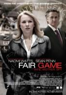 Fair Game - Canadian Movie Poster (xs thumbnail)