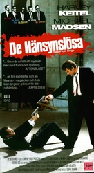 Reservoir Dogs - Swedish Movie Poster (xs thumbnail)