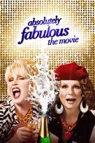 Absolutely Fabulous: The Movie - Movie Cover (xs thumbnail)