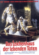 Let Sleeping Corpses Lie - German Movie Poster (xs thumbnail)