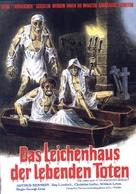 Non si deve profanare il sonno dei morti - German Movie Poster (xs thumbnail)