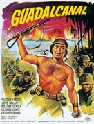 Guadalcanal Diary - French Movie Poster (xs thumbnail)