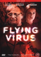 Flying Virus - Danish DVD cover (xs thumbnail)