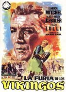 Gli invasori - Spanish Movie Poster (xs thumbnail)