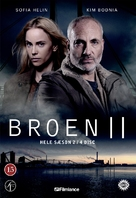 """Bron/Broen"" - Danish Movie Cover (xs thumbnail)"