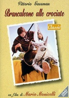 Brancaleone alle crociate - Italian DVD cover (xs thumbnail)