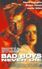 Roadracers - German VHS cover (xs thumbnail)