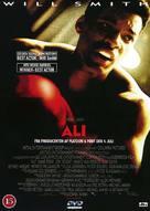Ali - Danish DVD movie cover (xs thumbnail)