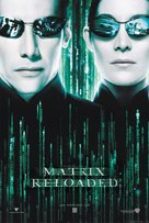 The Matrix Reloaded - Teaser movie poster (xs thumbnail)