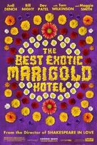The Best Exotic Marigold Hotel - Movie Poster (xs thumbnail)