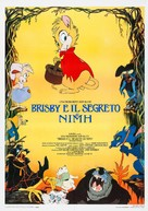 The Secret of NIMH - Italian Movie Poster (xs thumbnail)