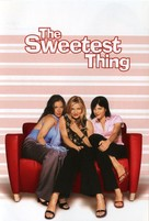 The Sweetest Thing - DVD movie cover (xs thumbnail)