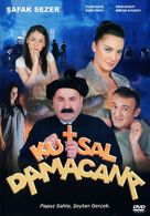 Kutsal Damacana - Turkish Movie Cover (xs thumbnail)