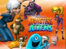 """Monsters vs. Aliens"" - Video on demand movie cover (xs thumbnail)"
