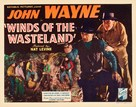 Winds of the Wasteland - Movie Poster (xs thumbnail)