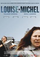 Louise-Michel - Romanian Movie Poster (xs thumbnail)