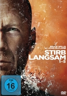 Die Hard - German DVD movie cover (xs thumbnail)