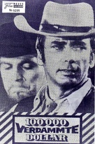 Voltati... ti uccido! - German poster (xs thumbnail)