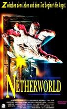 Netherworld - German VHS cover (xs thumbnail)