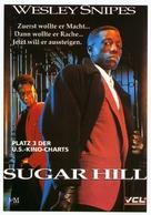 Sugar Hill - German DVD movie cover (xs thumbnail)